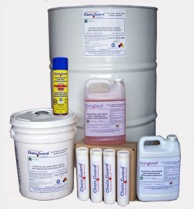 Chain Guard® Industrial Lubricants